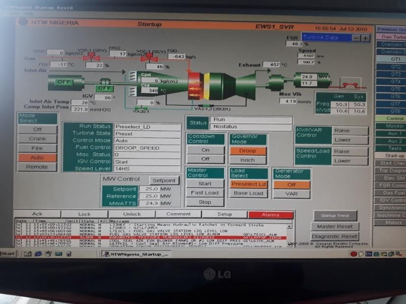 4.3.3. HUMAN MACHINE INTERFACE (HMI) This is an environment or interface