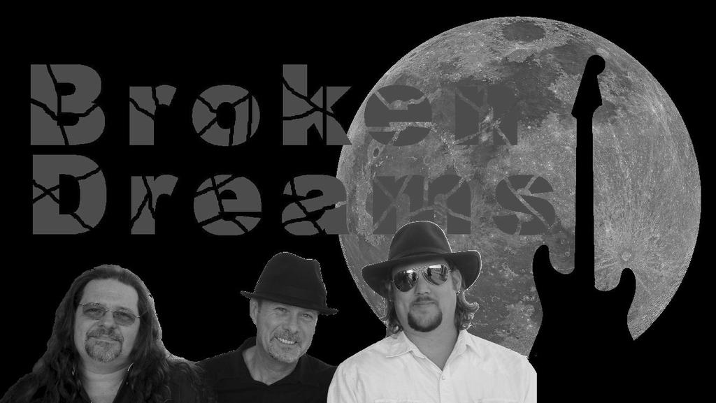 Band Name: Broken Dreams Contact: Greg Rhodus Featured Artists Broken Dreams Address: 310 E. Court St. Lawrenceburg, KY 40342 Phone Number: 502-680-6843 Email Address: brokendreamsband@gmail.