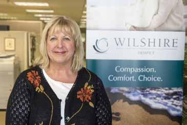 Wilshire Hospice Annual Report By Laurie Smith, Administrator 2013 was a significant year for Hospice Partners of the Central Coast as we undertook a name change to Wilshire Hospice.