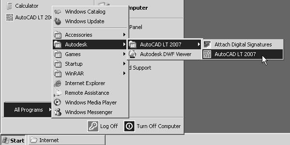 1-2 AutoCAD LT 2007 Tutorial Introduction Learning to use a CAD system is similar to learning a new language.