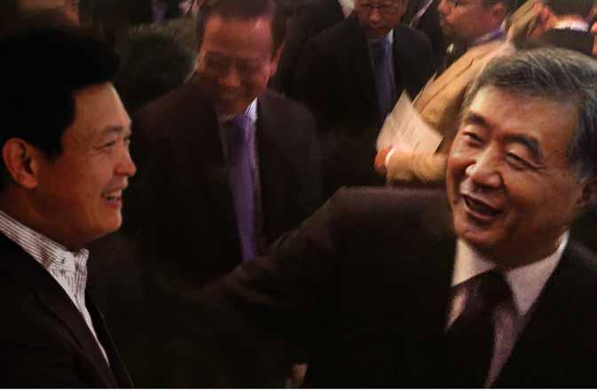 On June 8, 2015, Wang Yang, Vice Premier of China State Council attended the activity of China National Pavilion Day of 2015 Milan Expo in Italy.