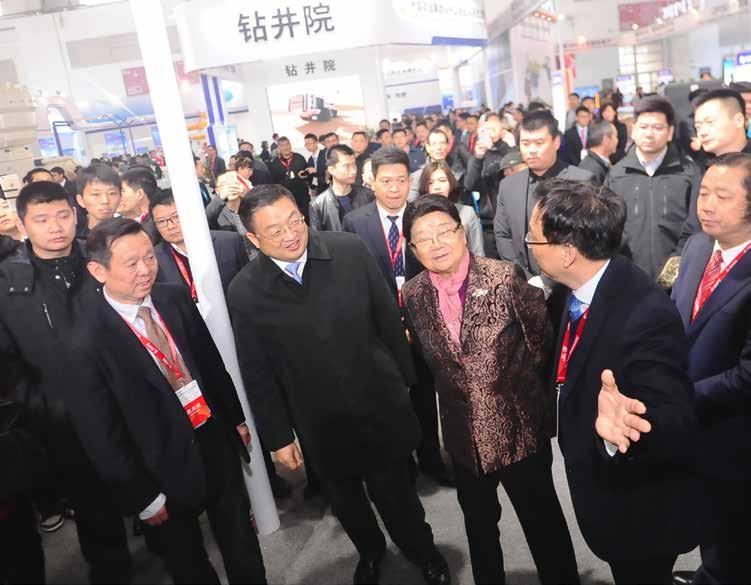 China National Petroleum Corporation China Petroleum Equipment Exhibition Group has carried out unified organization of its equipment enterprises to participate in cippe exhibition for continuous