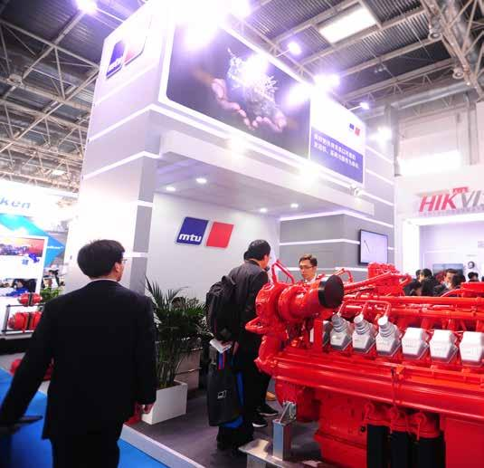 SHENKAI MTU MTU, as the supplier of land-based, marine and railway propulsion system and power generation assembly engine, has enjoyed great popularity worldwide relying on the leading technology,