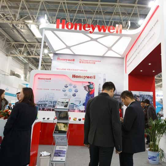 "During the exhibition, Dow's chemical technical engineer Li Jiang has elaborated the application scheme in maritime pipeline protection centering on ""the Dow chemistry polyurethane-series products""."