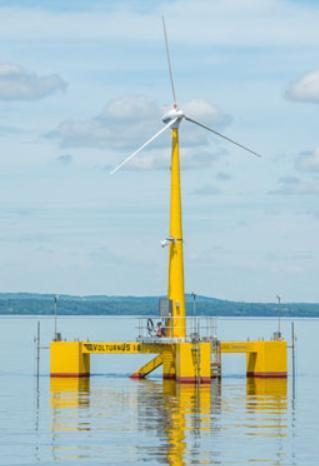 Solution, IBC Deep Water Wind Farms Seminar, London, 2013.