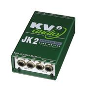 JK DI-Boxes User Guide JK1 - Active DI BOX JK2 - Stereo DI BOX JKA - Acoustic DI BOX JKP - Passive DI BOX JKT - Tone Generator The Future of Sound. Made Perfectly Clear.