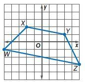 WT, if ZX = 20 and TY = 15 The trapezoid WXYZ is an