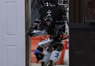 Robot: Running Man