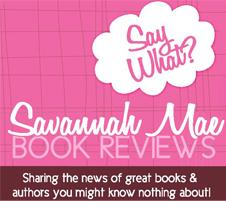 Mae, a page highlighting both author & book to be featured for a month on the home page of saywhatsavannahmae.com following the awards.