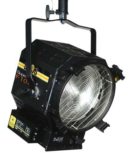 SUPER LED F10 165W LED Fresnel SPOTLIGHT (white light, either Tungsten or Dylight lned orrelted olor Temperture) INSTRUTION MANUAL Mnul Operted Pole Operted MANUFATURER REPRESENTATIVE ILT Itly S.r.l. Vi nellier # 10, 00041 Alno Lzile (Rome- Itly).
