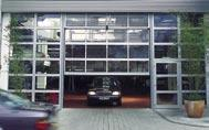 Hörmann high-speed doors With flexible curtain, vertically or
