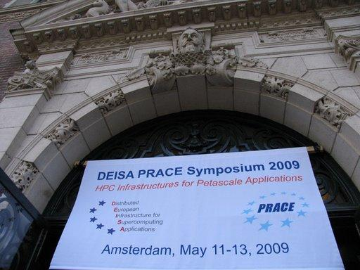 PRACE also provided its perspectives on HPC architectures, Applications, Training and Education.