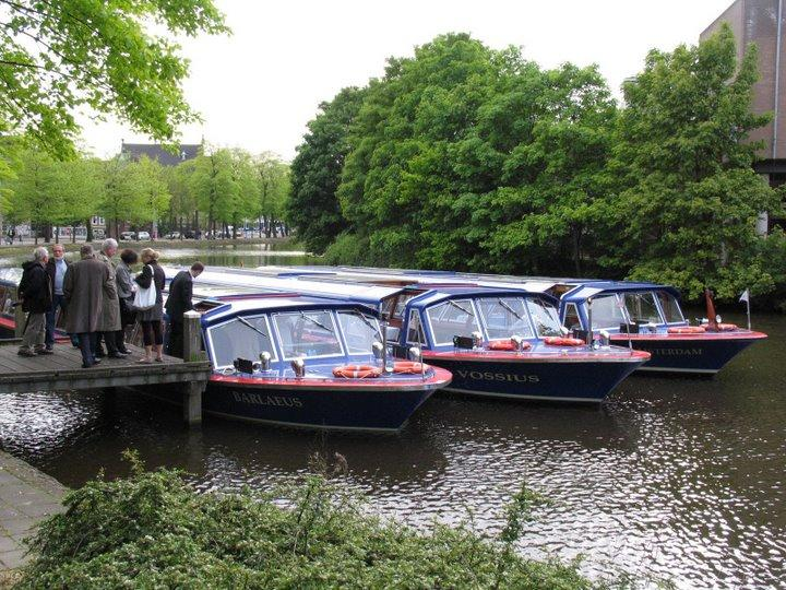 HPC community. The conference evening started at 19:00 hrs with a boat trip through the canals of Amsterdam.