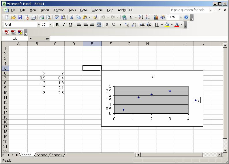 To make this (and the little chart toolbar) go away, just click somewhere in the spreadsheet outside the chart.
