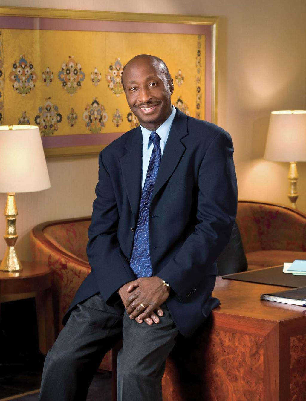 Kenneth Frazier 78 was named CEO of Merck in January.