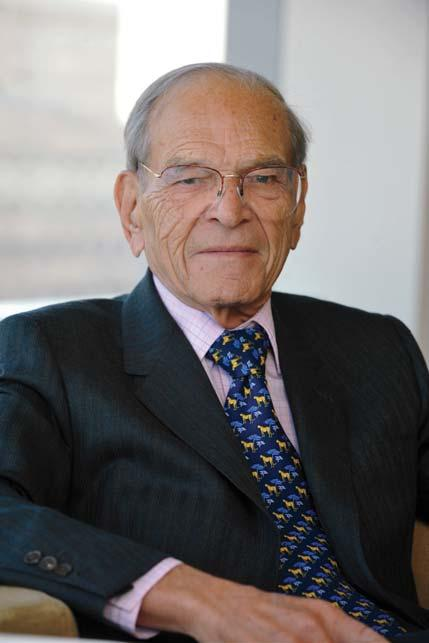 TRIBUTE JOSEPH H. FLOM 48: 1923-2011 A Giant in Corporate Law and Public Service JOSEPH H.