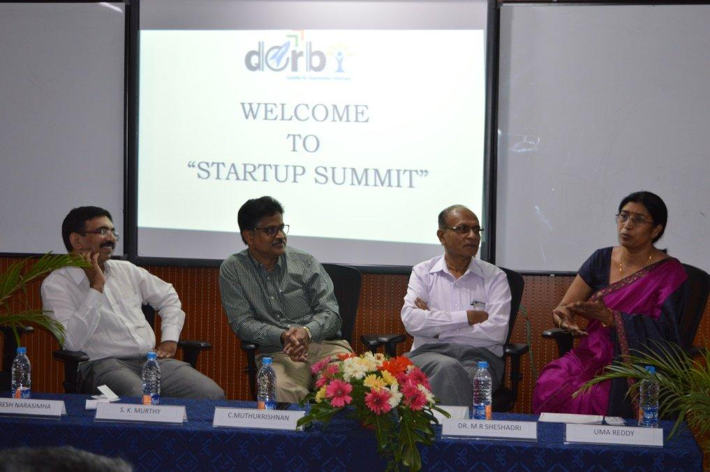 Panel Discussion 2 (2pm - 3.30pm) Tech Startups: sustaining & Scaling up Session Chairperson Suresh Narasimha, Founder & CEO, Telebrahma He is currently the Founder & CEO at Telebrahma.