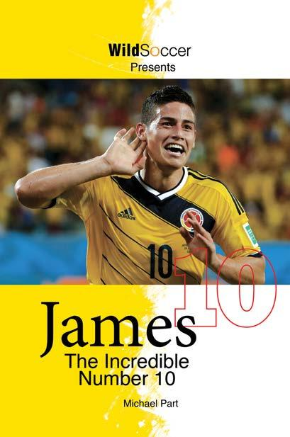 New! Book #5 in the Best Soccer Stars series!