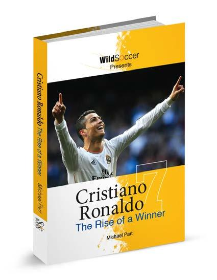 Best Soccer Stars series book #2 Cristiano Ronaldo - The Rise of a Winner The gripping life story of a boy who rose from the streets of Madeira to become one of the greatest soccer players ever.