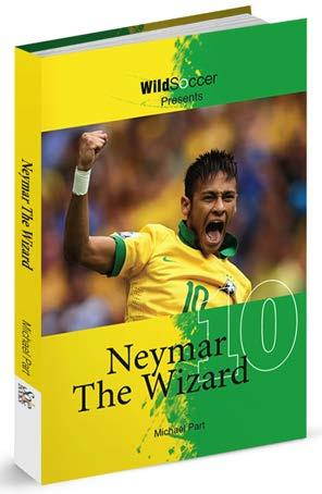 Best Soccer Stars series book #3 Neymar The Wizard Neymar - The Wizard is the fascinating coming-of-age story of Neymar Jr., the skinny kid from Santos who has been called the next Pele.