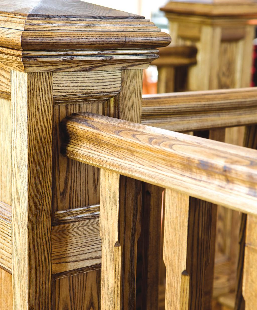 By Steve Maxwell If you enjoy craftsmanship, consider box newel railings. They re a classic detail and the right kind of client will love you for suggesting them.