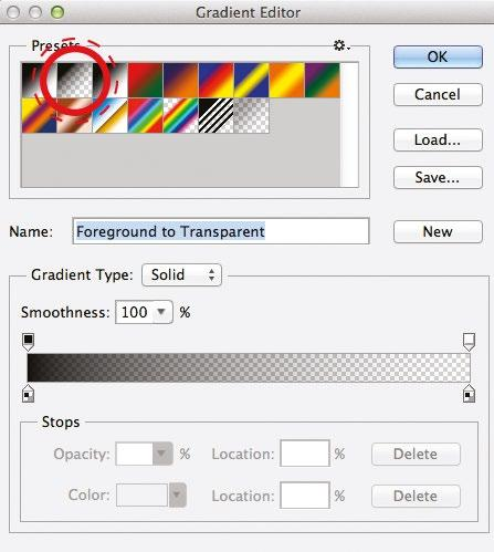 inherently display change. When used with specific settings, the gradient tool has a wide range of applications.