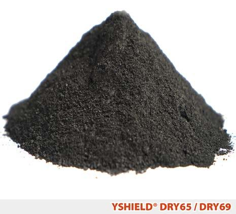 YSHIELD GmbH & Co. KG, Am Schulplatz 2, 94099 Ruhstorf, Germany Overview - Powder products Brief description YSHIELD powder products based on carbon are new in our range of products.