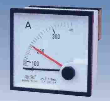 SWITCHBOARD METER BE9B MaximumDemand Meter The thermal/time characteristic of MDIs monitors the most economic use of cable and transformers. The directly heated bimetal element indicates mean r.i.s current over, 15 or mins.