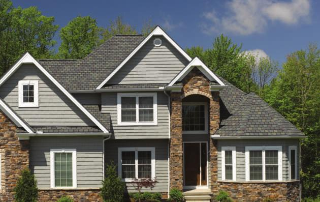 7 Popular Siding Materials To Consider: ROOFING SELECTION GUIDE LUXURY & DESIGNER ROOFING SHINGLES