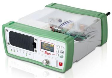 Leica GR serie GNSS Reference Servers Build your system with the Reference Server With its Modular design and Scalability The GR30/50 can be upgraded in the future when you need it.