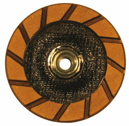 EASY EDGE TRANSITIONAL CUP WHEEL 5 Easy Edge DIA-695368B DIA-695370B DIA-695371B 5 Easy Edge Coarse 30 Grit 5 Easy Edge Medium 100 Grit 5