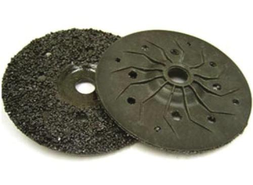 COUGR ABRASIVE DISCS Cougr Litex Wheels 05-10700C 7 Diameter Cougr Litex Wheel #16 Grit 05-10705C 7 Diameter Cougr Litex Wheel #8 Grit 05-10750C 4.