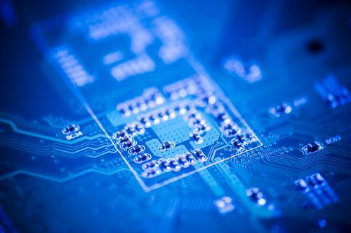 Electronics Materials used for electronic components