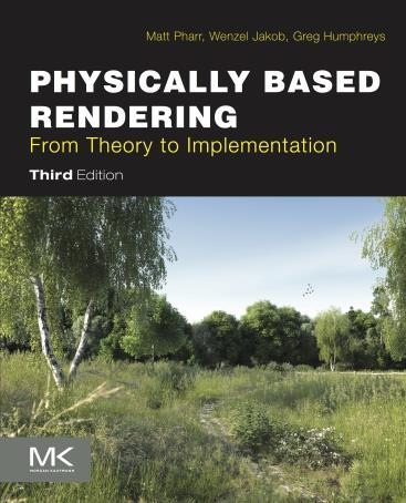 Another way to create HDR images Physics-based renderers simulate