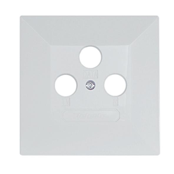 Multimedia Outlets TV 47 78/118 1000 MHz APM041 APM081 APM101 APM131 APM151 APM171 APM201 4 db outlet, terminated 8 db outlet 10 db outlet 13 db outlet 15 db outlet 17 db outlet 20 db outlet