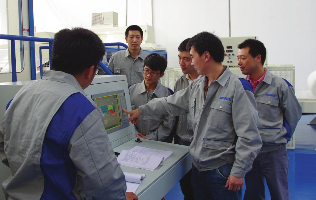 CONTENTS ANDRITZ (Wuxi) Nonwoven Technology 02 Service solutions 03 nexline spunlace axcess 04 nexline needlepunch axcess 06 Technical center 07 ANDRITZ Wuxi service technicians ANDRITZ (Wuxi)