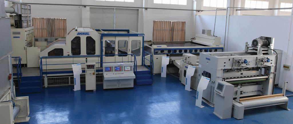 nexline needlepunch axcess Needlepunch solution for durable products The nexline needlepunch axcess nonwoven production line is perfectly suited to enter the nonwoven market in capacity range up to