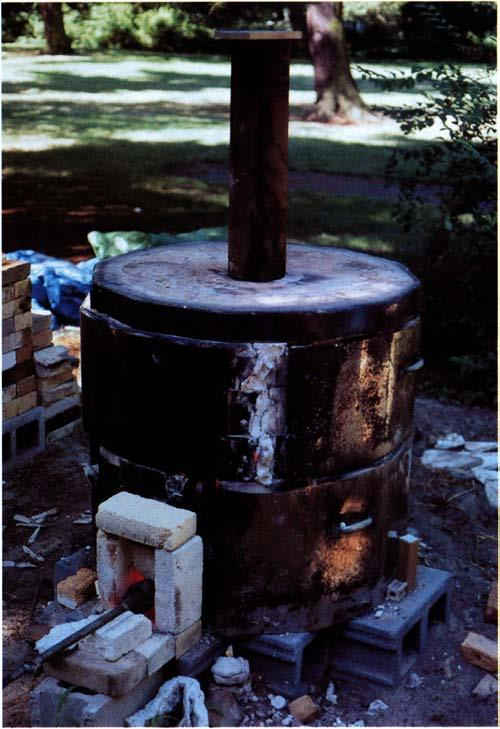 Recycle That Old Kiln by David G.