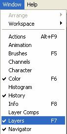 In addition, special features such as adjustment layers, fill layers, and layer styles let you create sophisticated effects.