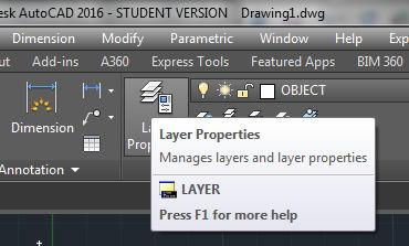 Widget Drawing 1. When AutoCAD's menu appears, scroll down and select the Otto 2016.