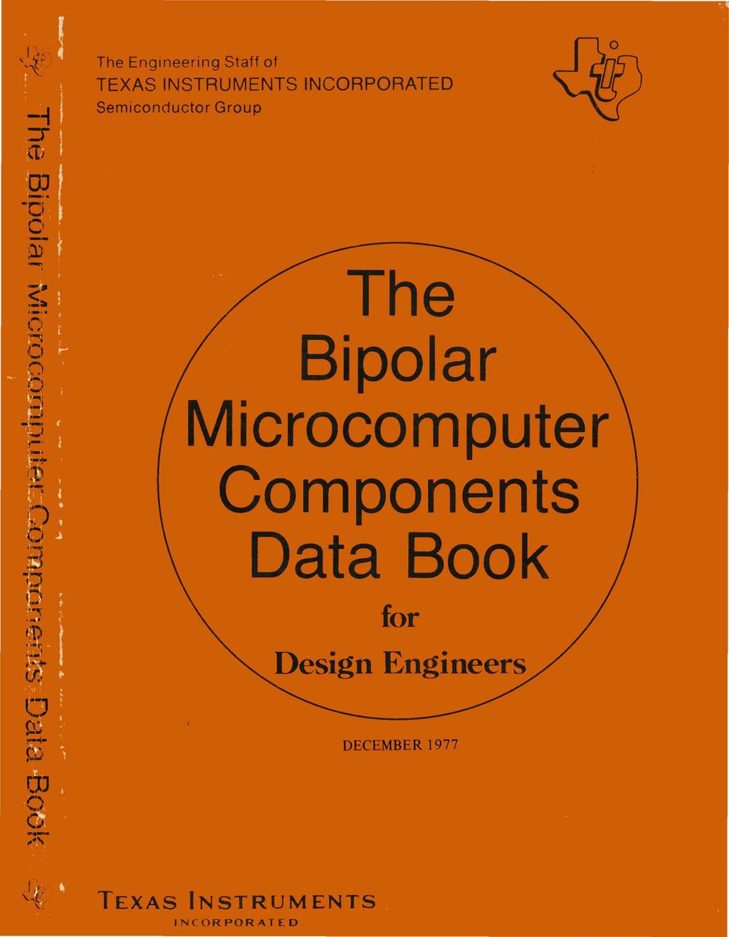 Bipolar Microcomputer Components Data Book Pdf 62 Adder Block Diagram The Abbreviation Fa Stands For Fulladder Engineering Staff Of Texas Nstruments Ncorporated Semiconductor Group 11