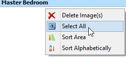 Simsol Photo Guide 10 i. Click Sort Alphabetically a.