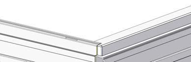 4) Attach each side jamb to the sill and head with three #8 x 2-1/2 screws with washers through predrilled holes (Figs. 4 & 5).