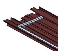 are required to have an embedment of 1-1/2 in wood or 1-1/4 in a masonry structural member.