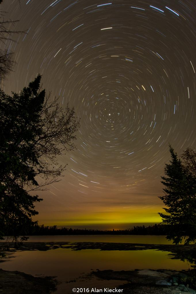 What are Star Trails?