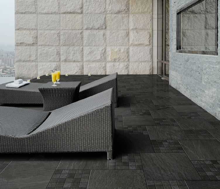 GORGE DARK GRAY Shown: