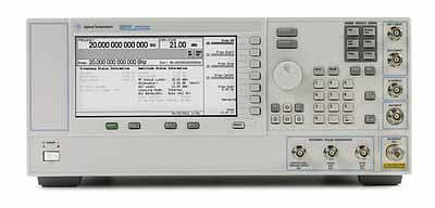 SIGNAL GENERATION Signal generators, also known variously as function generators, RF and microwave signal generators, pitch generators, arbitrary waveform generators, digital pattern generators or