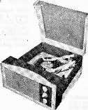 , 7 TR TRS FM STEREO DECODER OUTSTANDING T.R.S. VALUE Based on Mullard's proven circuitry, this is a six transistor, printed circuit unit size 51 x 2tin.