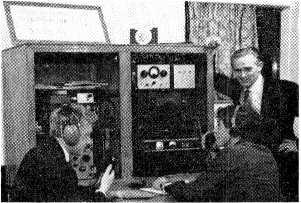 "This venture, apart from being the first introduction to ""ham radio"" for several members, was nearly a full scale disaster."