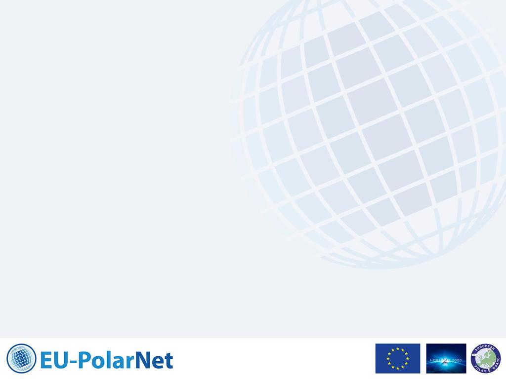 EU-PolarNet connecting